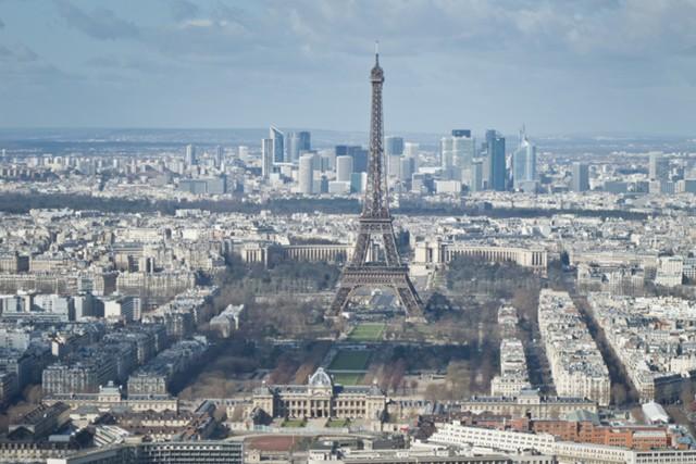 5 городов для романтической поездки на 14 февраля