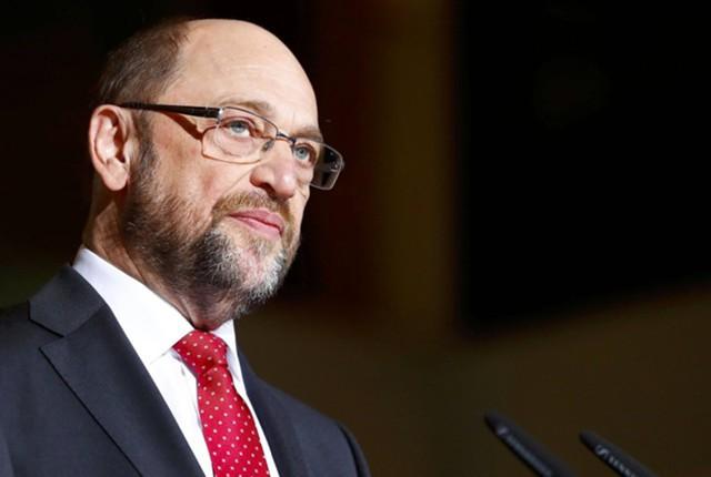 Мартин Шульц покинул пост главы СДПГ