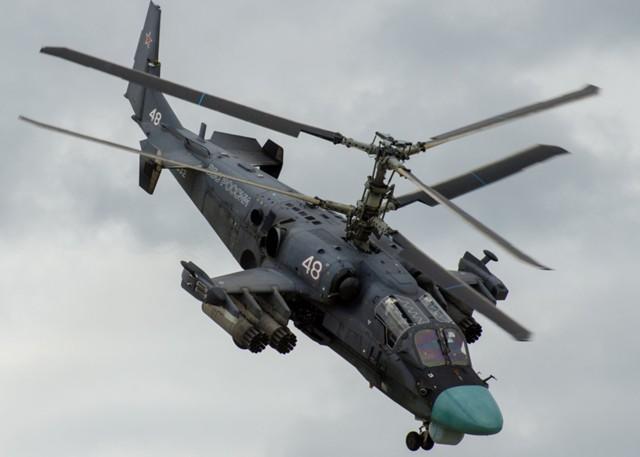 """""""Прогресс"""" произведет 50 вертолетов Ка-52 к 2020 г."""