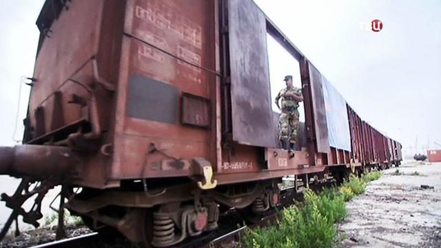 Ущерб железным дорогам Сирии превысил $1 млрд