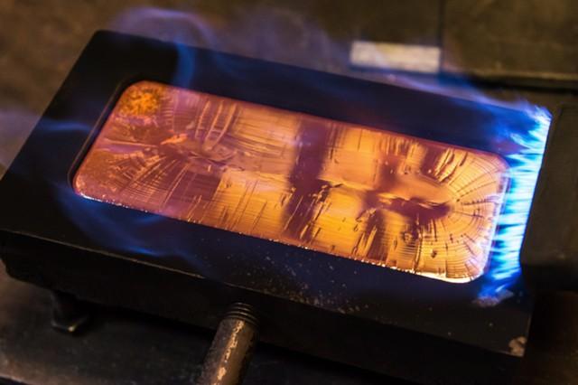 Россия увеличила производство золота на 6,4%