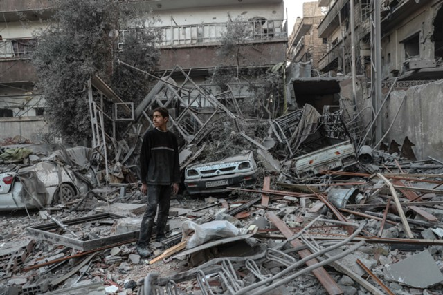 Кровь, нефть и газ: 7 лет сирийской войны