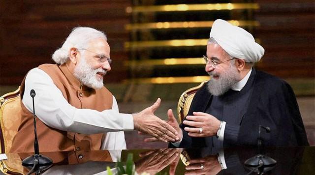 Рухани ищет возможности для развития Ирана в Индии