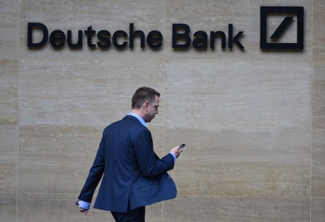 Китайская HNA сократила долю в Deutsche Bank