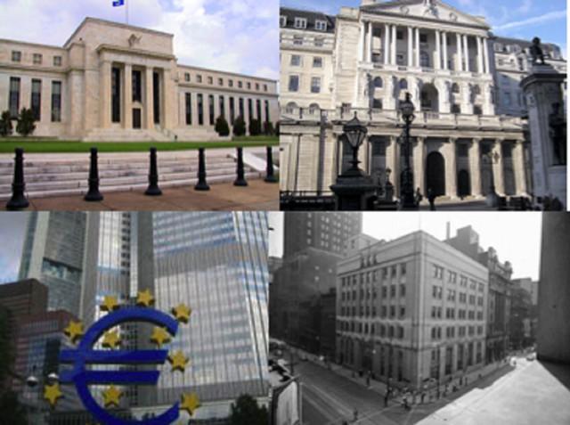 Центробанки спровоцируют новый глобальный кризис