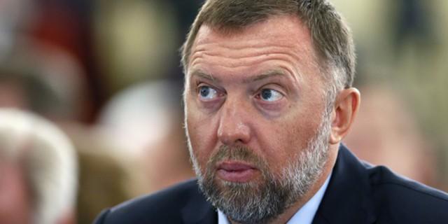 Олег Дерипаска уходит с поста президента