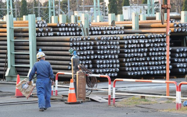 Япония против введения тарифов на импорт стали в США