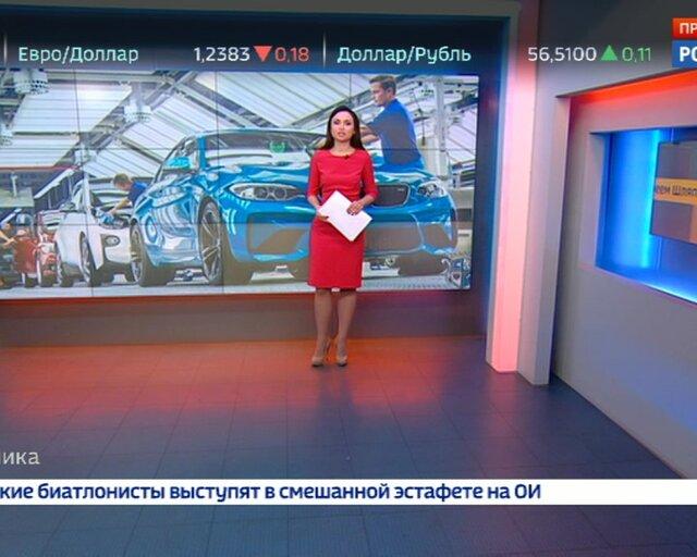 Зарубежные автогиганты рвутся на российский рынок