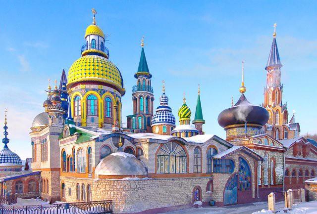 10 самых популярных туристических регионов России