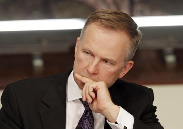 Скандал вокруг главы Банка Латвии усилился