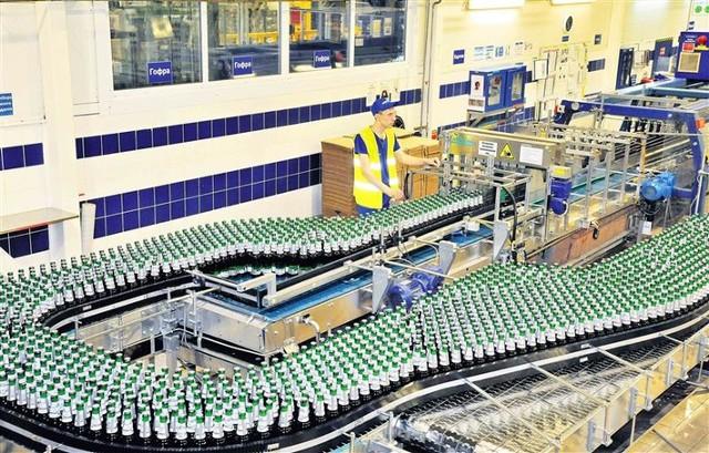 """Балтика"" сообщила о начале экспорта пива в Катар"