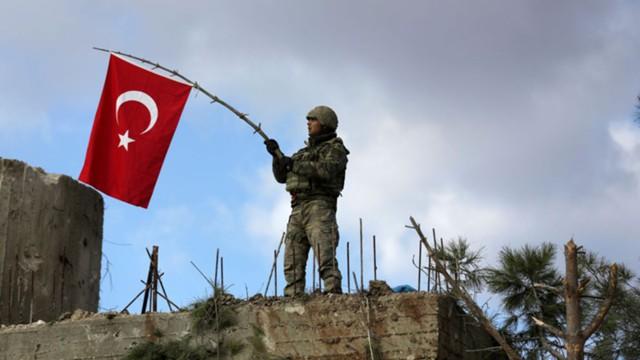 Военная операция Турции в Сирии бьет по лире