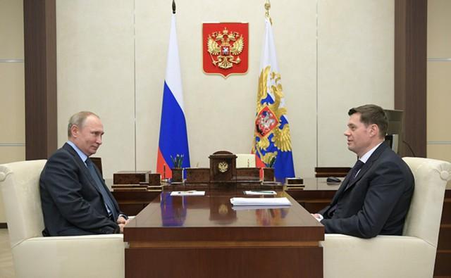 """Путин: """"Северный поток-2"""" будет построен"""