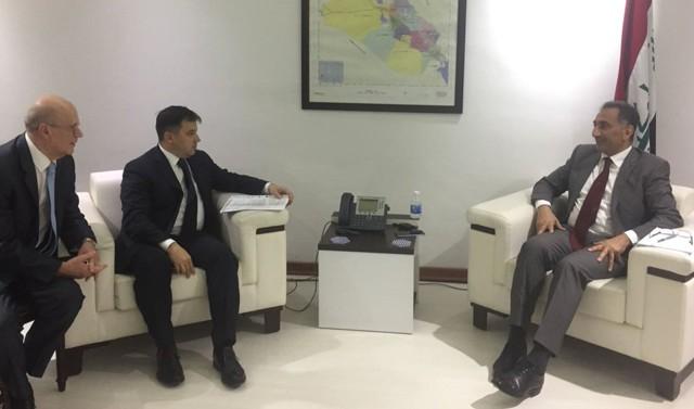 Россия иИрак обсудили нефтегазовые проекты иТЭС