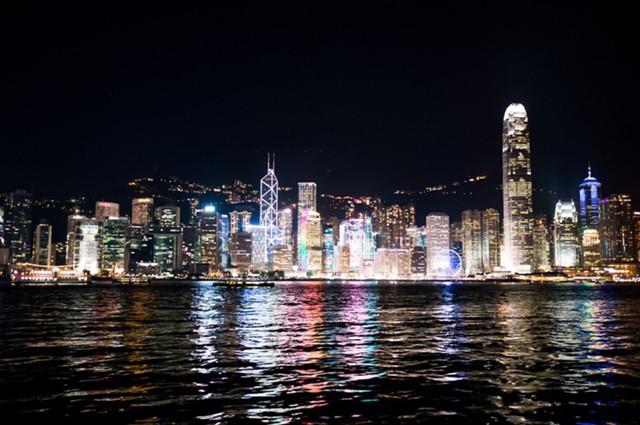 15 самых посещаемых городов в мире