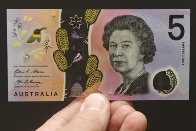 Австралийский доллар - самая продвинутая валюта