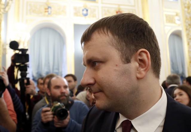 Орешкин: ВВП РФ в январе вырос на 2%