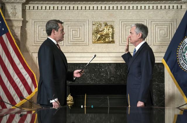 Куорлс призвал ФРС повысить процентную ставку