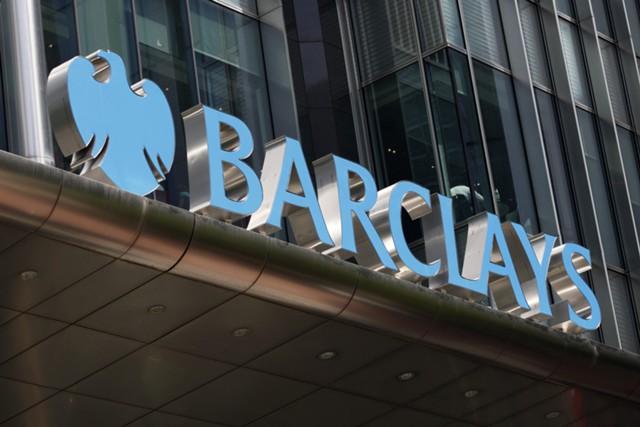 Barclays получил чистый убыток в $2,7 млрд в 2017 г.