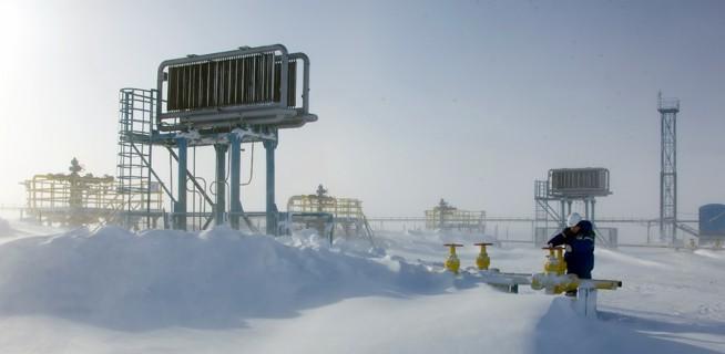 """""""Газпром"""" сообщил о новом рекорде экспорта газа"""