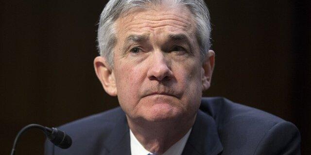 Курс доллара ускорил снижение впреддверии выступления нового руководителя ФРС Пауэлла