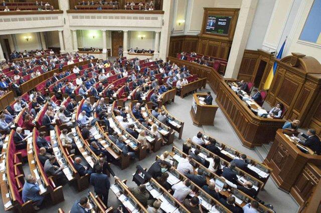 Рада поддержала законопроект Порошенко обАнтикоррупционном суде