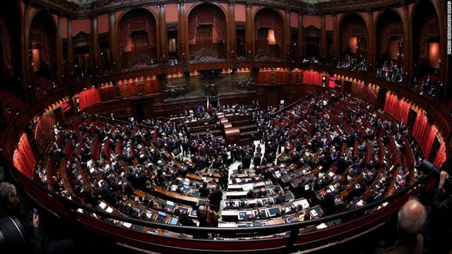 Сенат Италии впервые вистории возглавила женщина