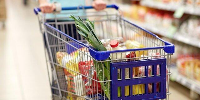 Недельная инфляция вРФ вернулась куровню 0,1% — Росстат