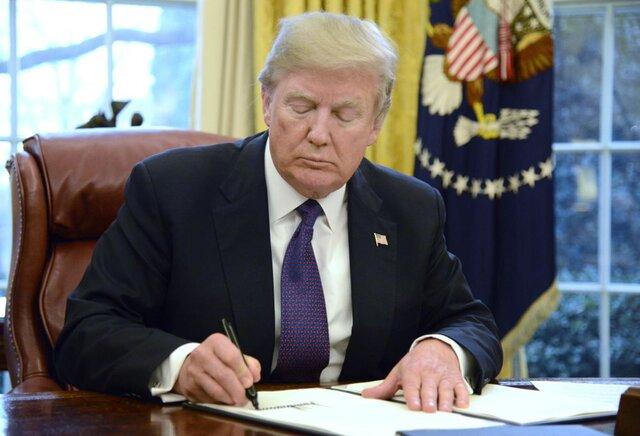 Трамп ввел тарифы на импорт стали и алюминия в США