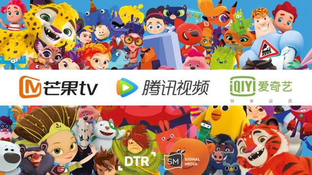 Китай купил рекордный пакет российской анимации
