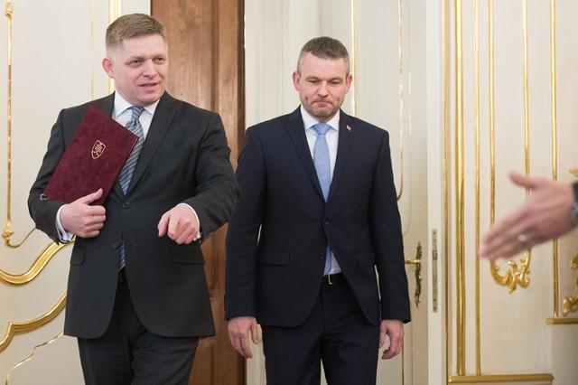 Правительство Словакии ушло в отставку