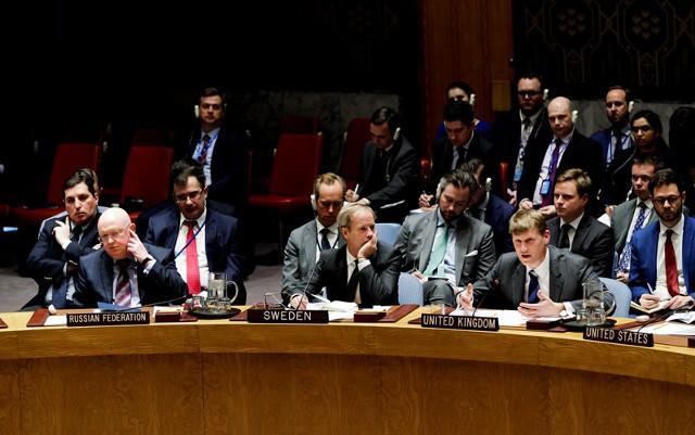 США, Франция и ФРГ поддержали обвинения в адрес РФ