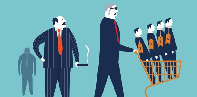 Корпоративная коррупция - удар по мировой экономике?