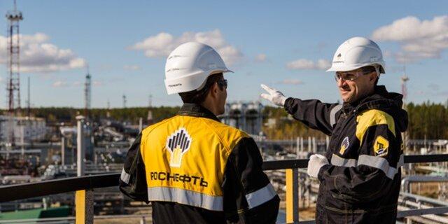 Чистая прибыль «Роснефти» в 2017г. увеличилась на27%