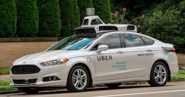 Беспилотный автомобиль Uber сбил насмерть человека