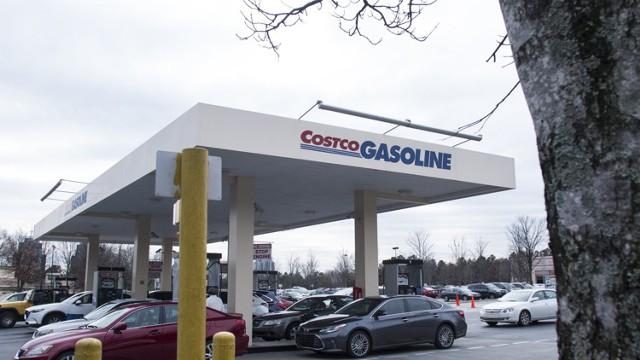 Спрос на бензин в США достиг летних уровней в марте