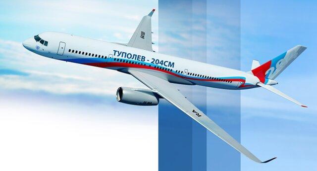 Украинские детали для Ту-204 иИл-76 заменили на русские