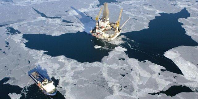 Заграничные суда снефтью, газом иуглем вытесняют изАрктики