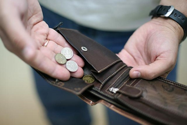 Долг по зарплатам в РФ к 1 марта снизился на 25%