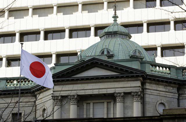 Инфляция в Японии растет недостаточно быстро