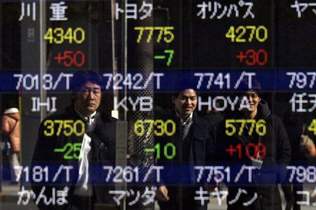 Рынки Азии растут на фоне снижения торговых рисков