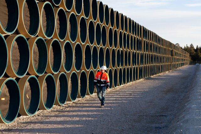 Власти ФРГ разрешили строительство «Северного потока— 2» висключительной зоне Германии