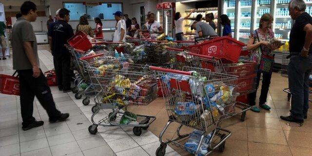 Недельная инфляция продолжает держаться науровне 0,1% - Росстат