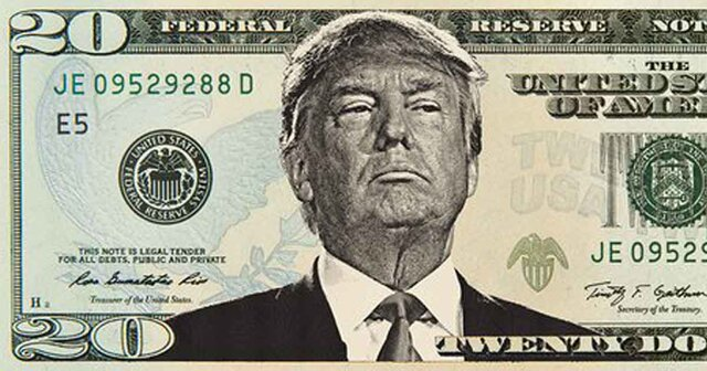 Как популярность Трампа связана с курсом доллара?
