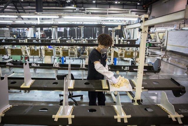 Рост производственной активности вГермании замедлился весной - Markit
