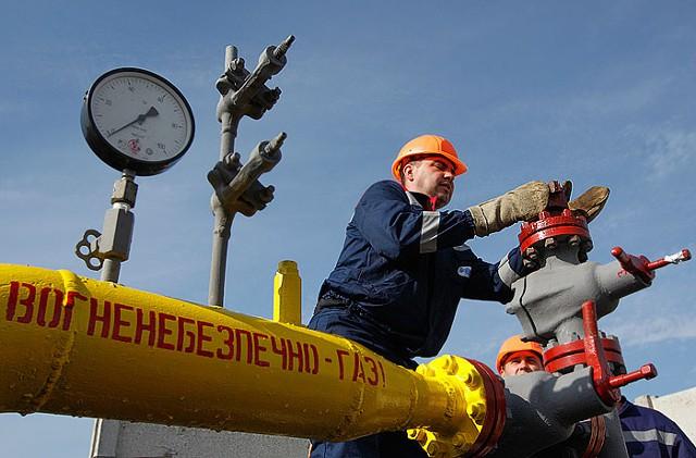 МВФ требует повысить цену газа на Украине на 35%