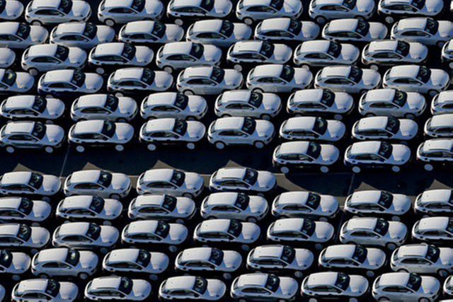 Продажи дизельных авто в Германии упали на 25%