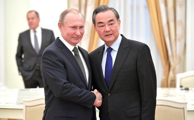 Путин поведал о задуманных встречах сСиЦзиньпином