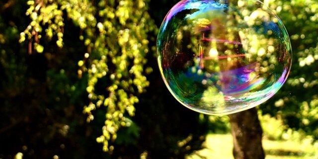 Три мини-пузыря: какой из них станет большим?