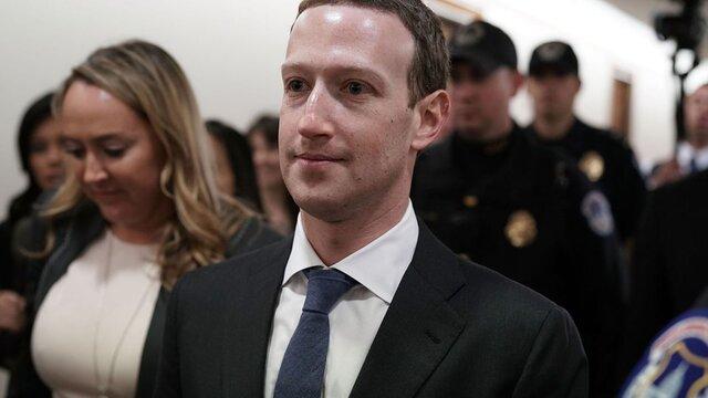 Цукерберг считает себя виновником утечки данных пользователей социальная сеть Facebook